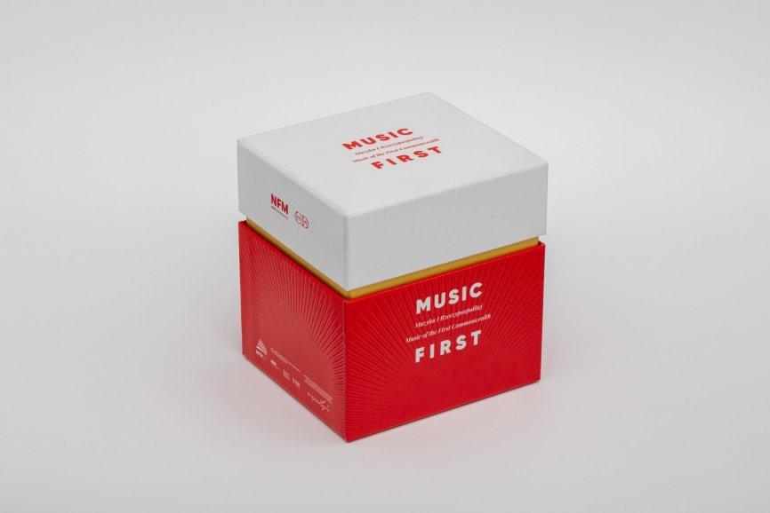 Music First - Muzyka I Rzeczpospolitej
