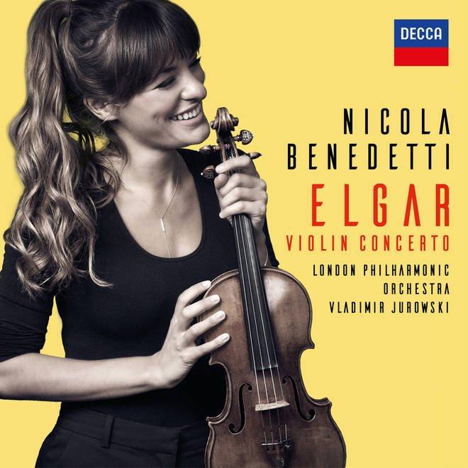 Nicola Benedetti gra Elgara