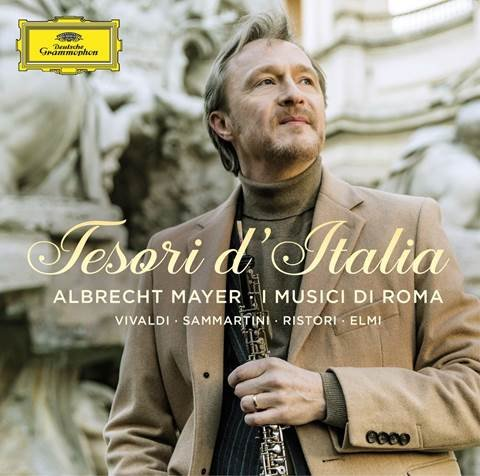 Albrecht Mayer i muzyczne skarby Włoch
