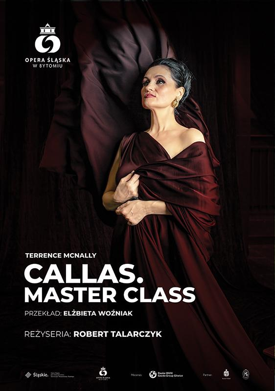 """Inauguracja 76. sezonu artystycznego Opery Śląskiej w Bytomiu – premiera spektaklu  """"Callas. Master Class"""""""