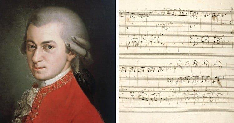 Prywatne święta z moim Mozartem