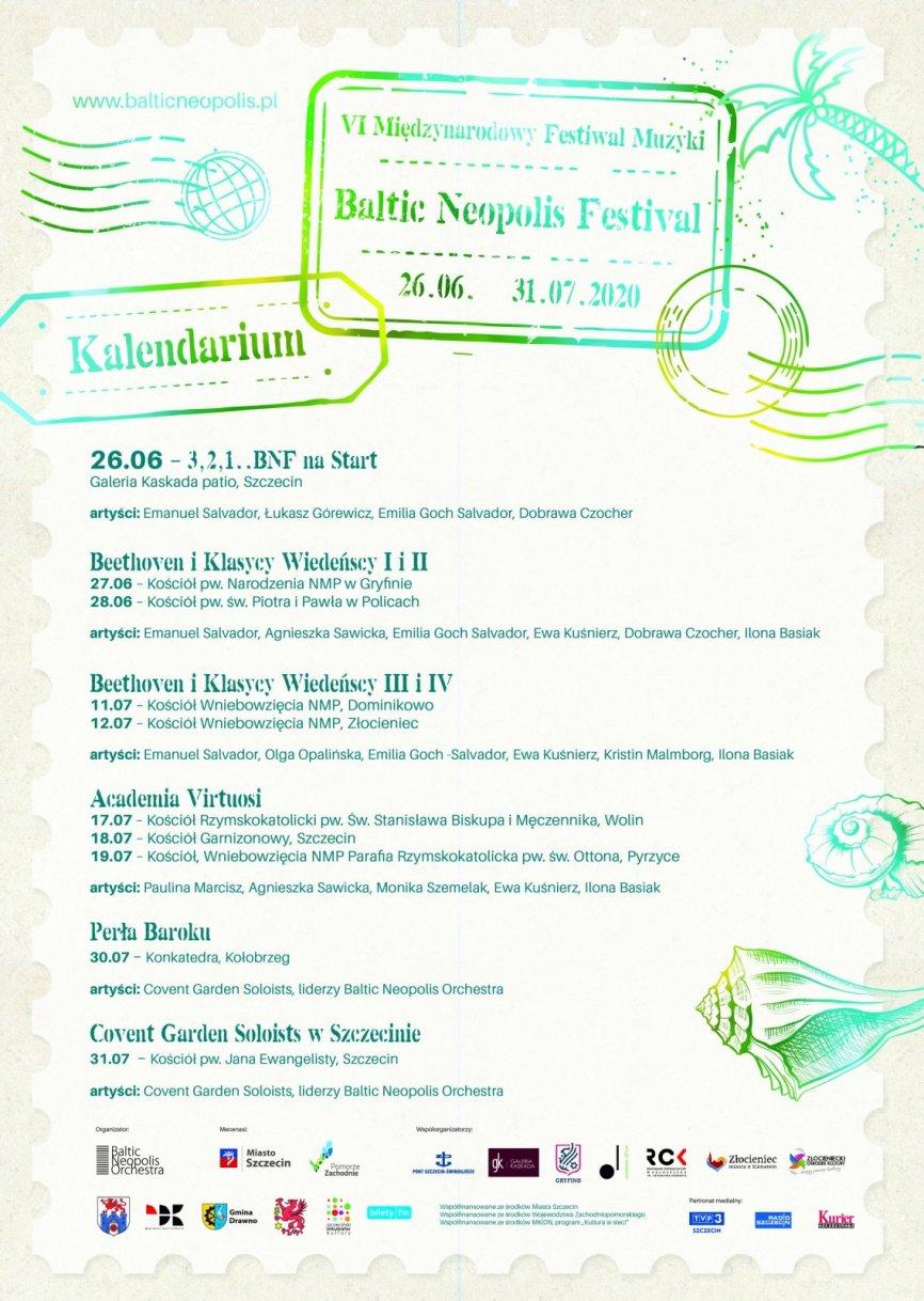 Trwa VI Baltic Neopolis Festival