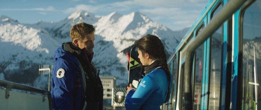 "kadr z filmu ""Slalom"""
