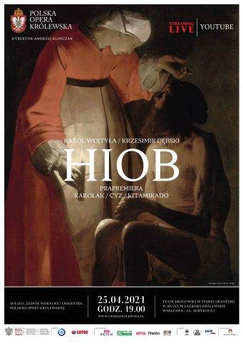 Plakat Hiob