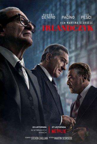 """Świat bez wyrzutów sumienia [dyskusja o """"Irlandczyku"""" Martina Scorsesego]"""