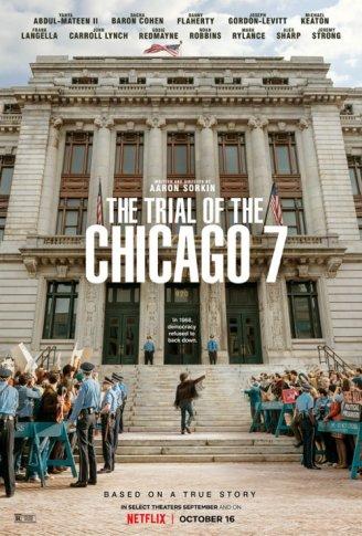 """Protest, który zmienił wszystko [dyskusja o filmie """"Proces Siódemki z Chicago""""]"""