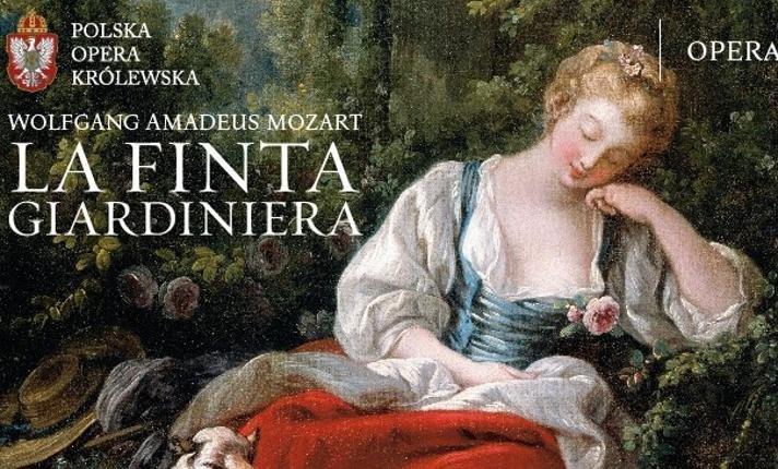 """""""Rzekoma ogrodniczka"""" nie tylko bawi [Relacja z opery """"La Finta Giardiniera"""" w Polskiej Operze Królewskiej]"""