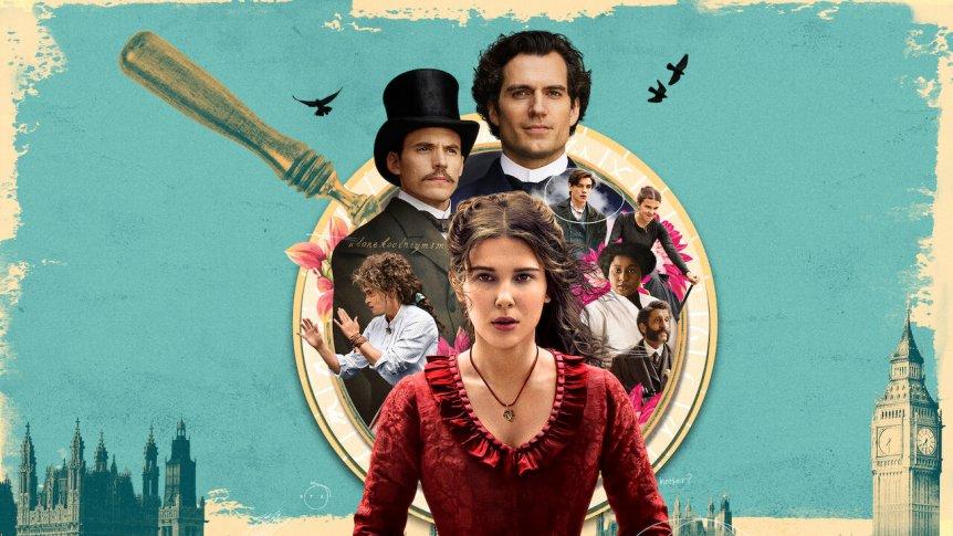 """Siostra Sherlocka na tropie, czyli kilka słów o filmowej """"Enoli Holmes"""""""