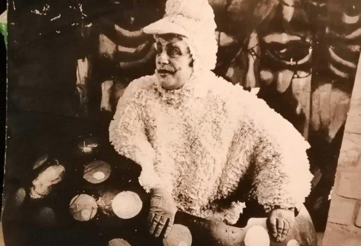 W. Łągiewka, Toto, fot. archiwum prywatne