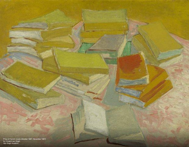 Co czytał van Gogh?