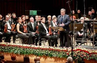 Jubileusz 100-lecia orkiestry symfonicznej filharmonii łódzkiej