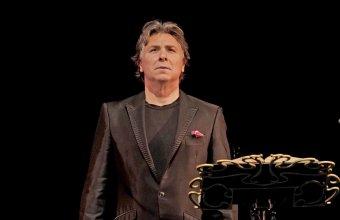 """Roberto Alagna podczas premiery """"Don Carlosa"""" w Teatrze Wielkim w Łodzi, fot. Joanna Miklaszewska"""