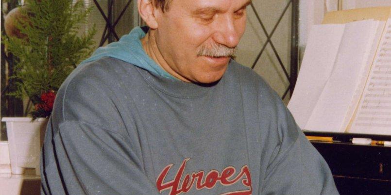 Andrzej Korzyński i taśmy na korytarzu
