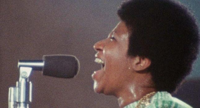 """kadr z filmu """"Amazing Grace: Aretha Franklin"""""""
