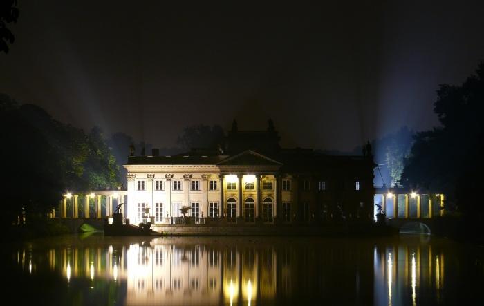 łazienki Królewskie Perłą Polskiej Turystyki Prostoomuzyce