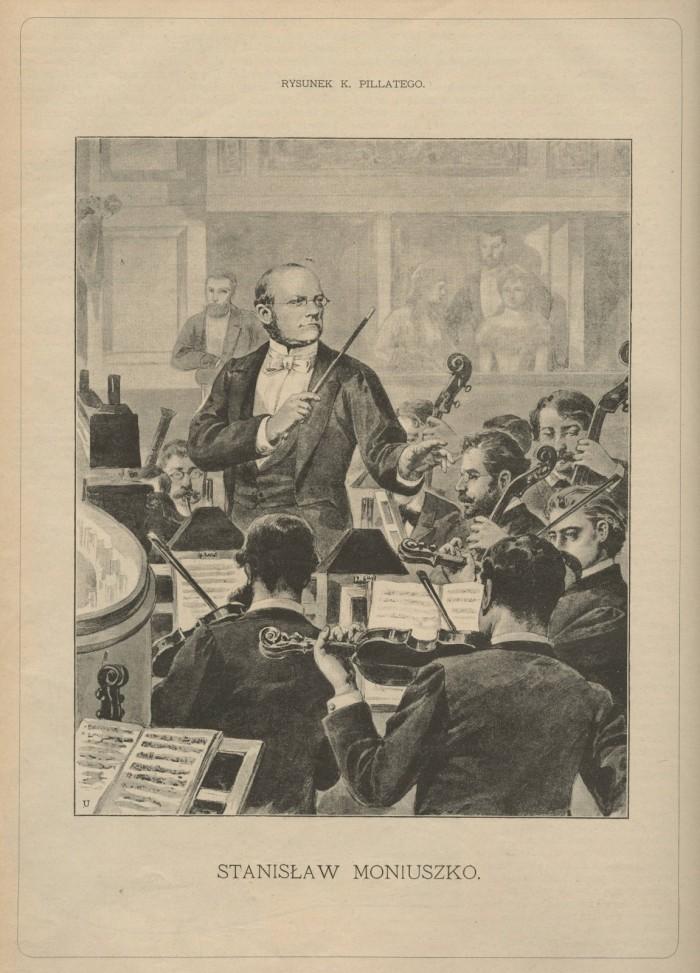 rys. Ksawery Pillati (1843-1902) | Domena Publiczna