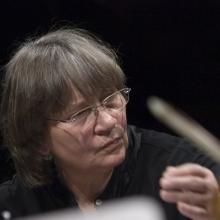 Agnieszka Duczmal, fot. Katarzyna Babka