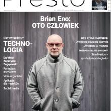 Brian Eno Presto #17 Technologia