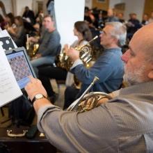 Muzycy - cóż, nie wszyscy w orkiestrze grają tak samo dużo. Niektórzy mają znacznie mniej do roboty...