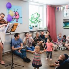 MeloKoncert dla najmłodszych; fot. organizatora