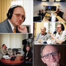 Adam Rozlach przez 40 lat pracy dziennikarskiej